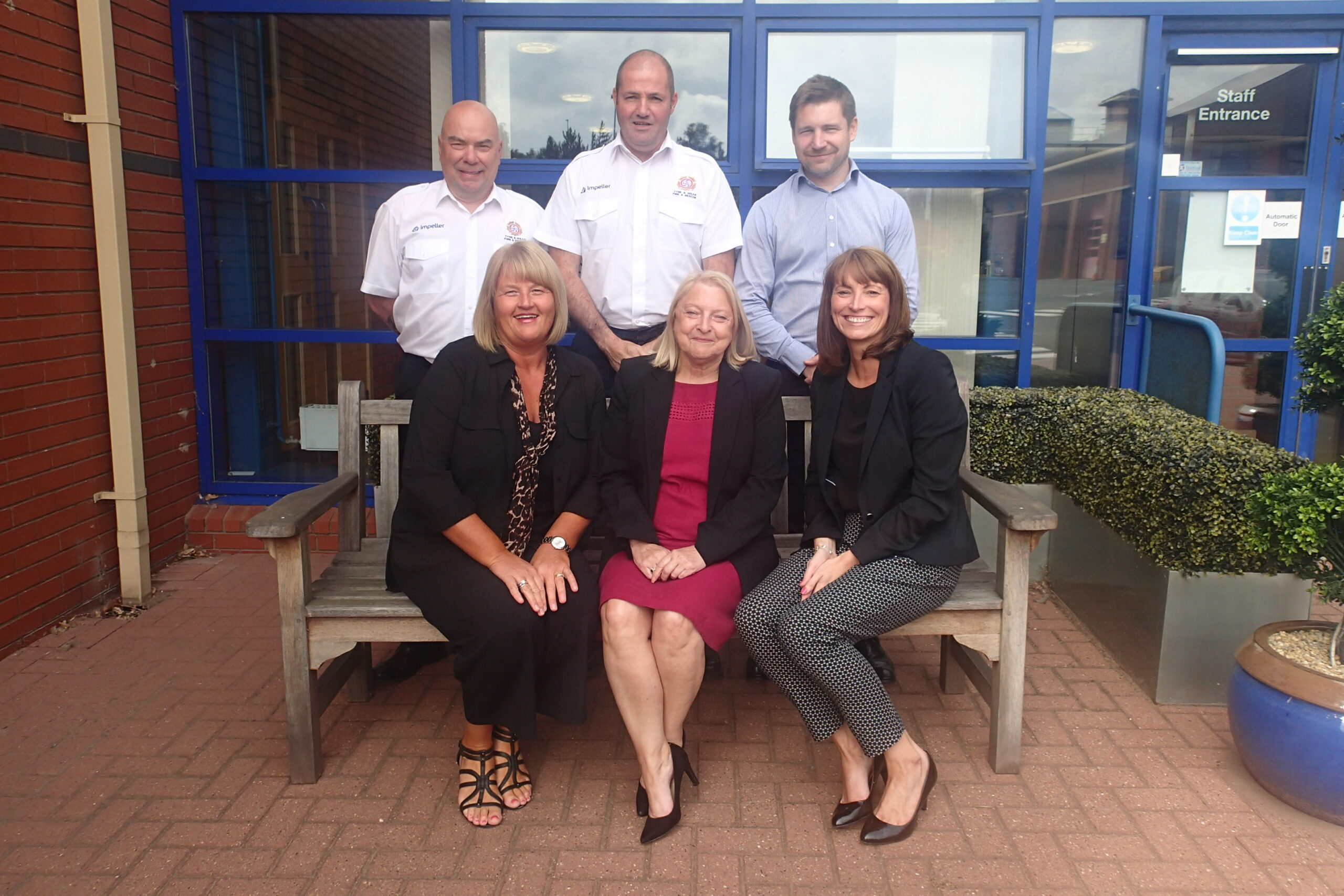 Impeller Shortlisted in the North East Charity Awards