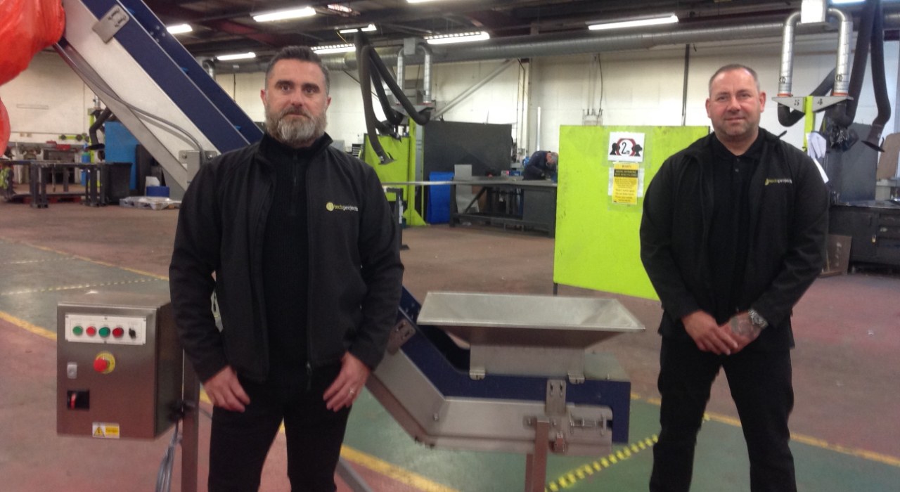 Tech Projects bolsters design team with project engineering duo