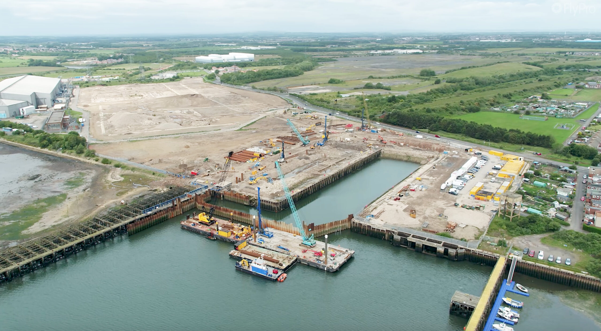 Energy Central looks to the future with bid for offshore wind industry funding
