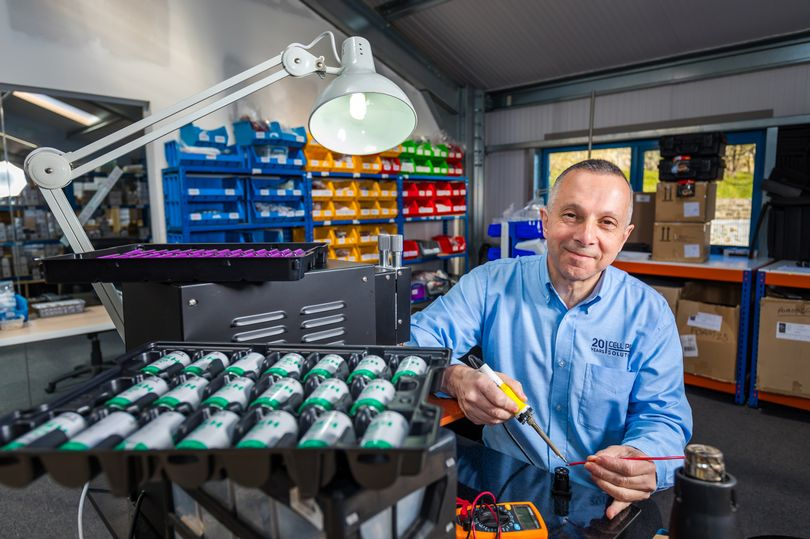 Battery manufacturer powers growth with significant acquisition