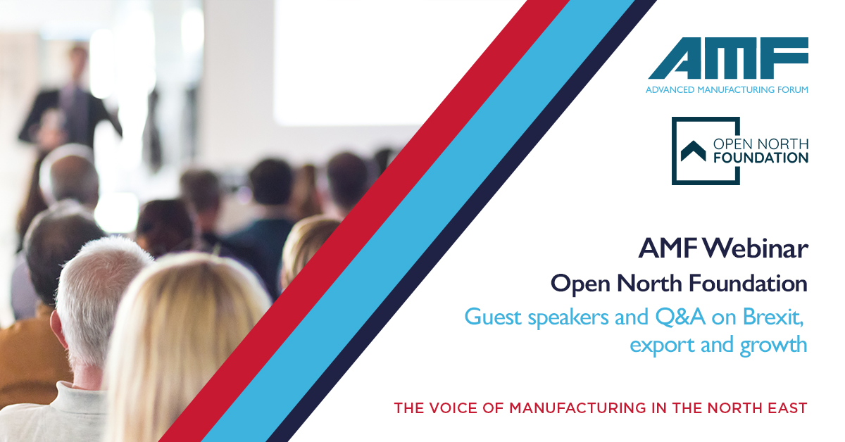 AMF Monthly Meeting with Open North Foundation and Guest Speakers