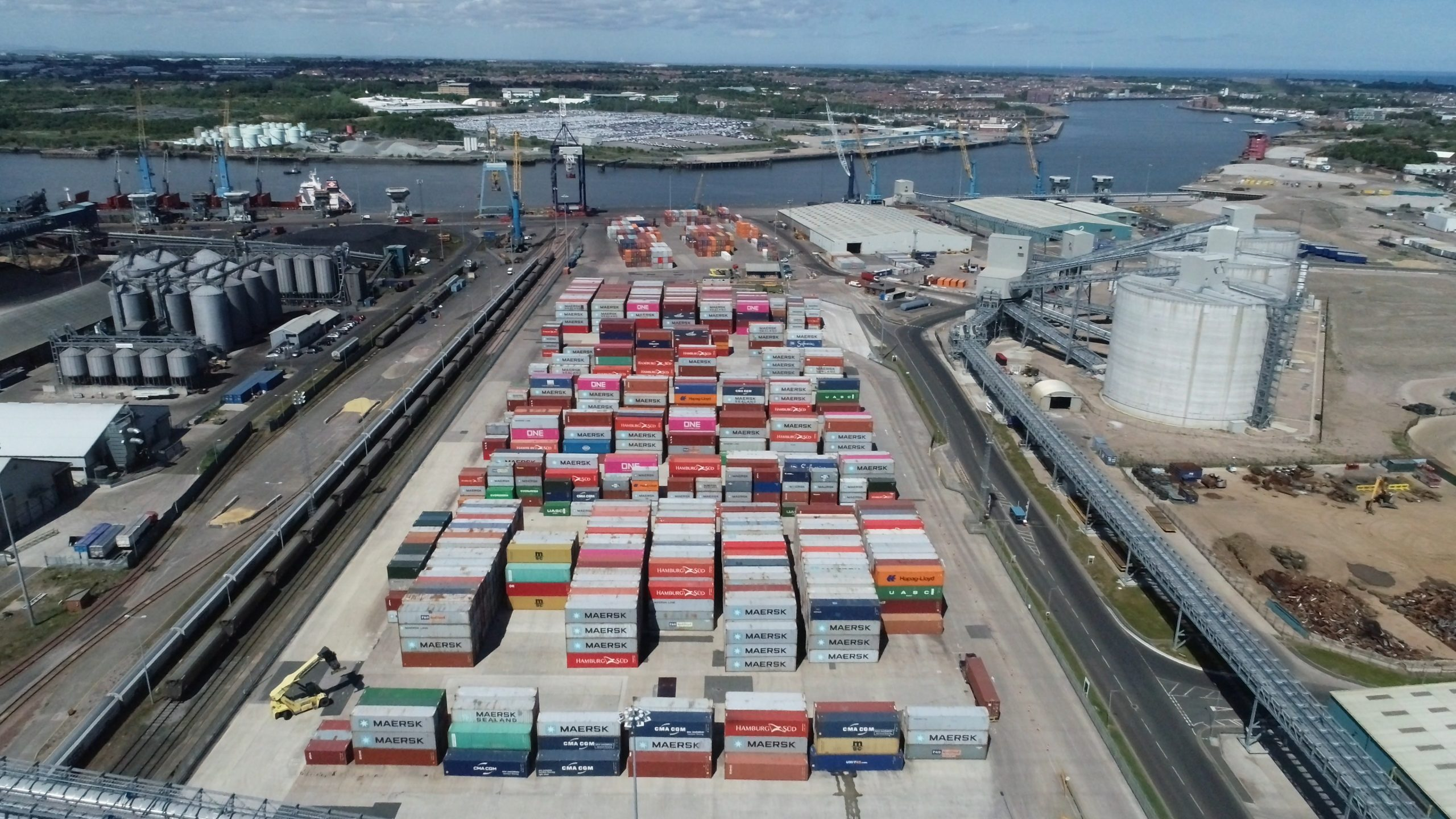 Port of Tyne and Barbour strengthen their partnership with new port centric warehousing agreement