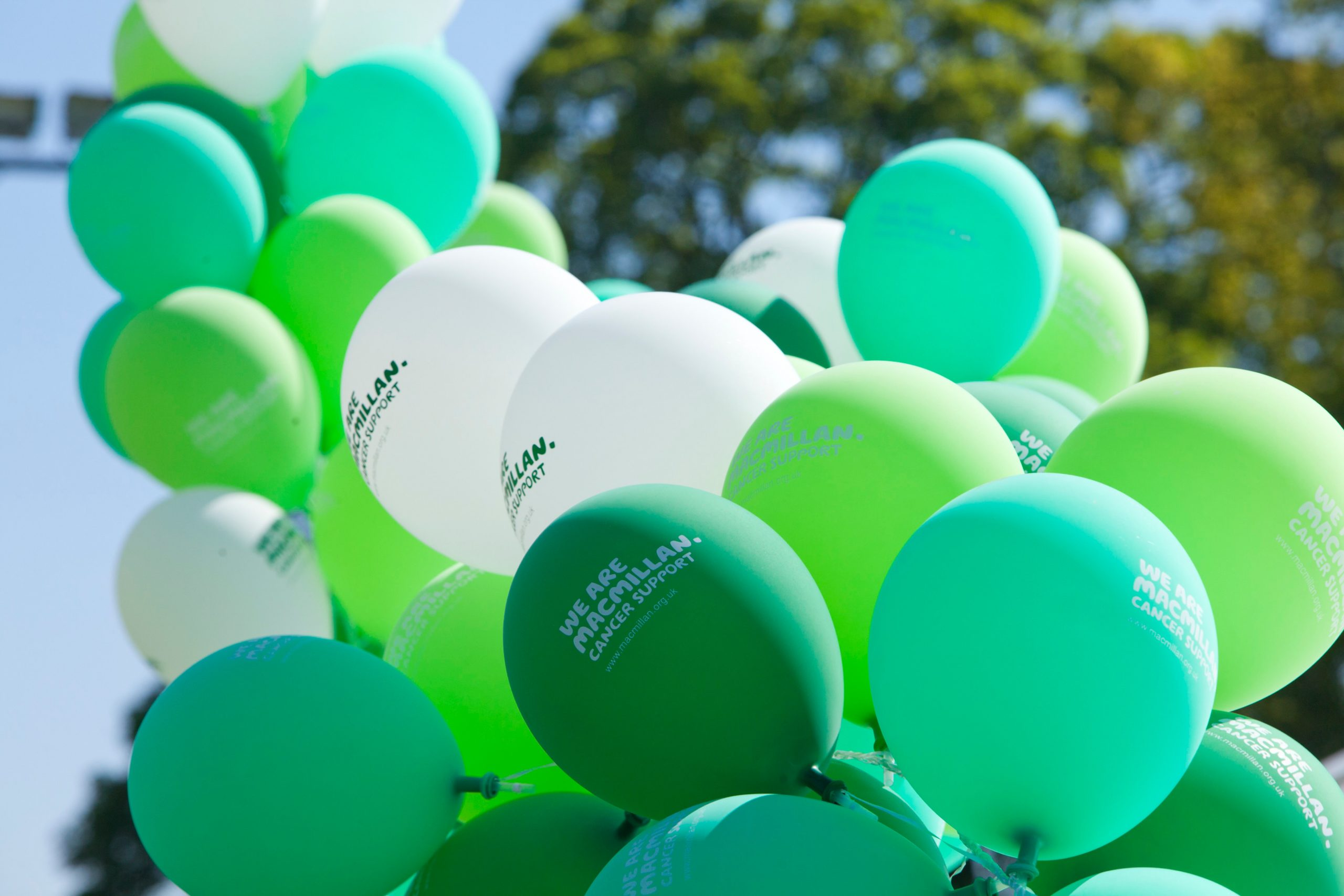 Cyclists from Marshalls take on gruelling challenge for Macmillan