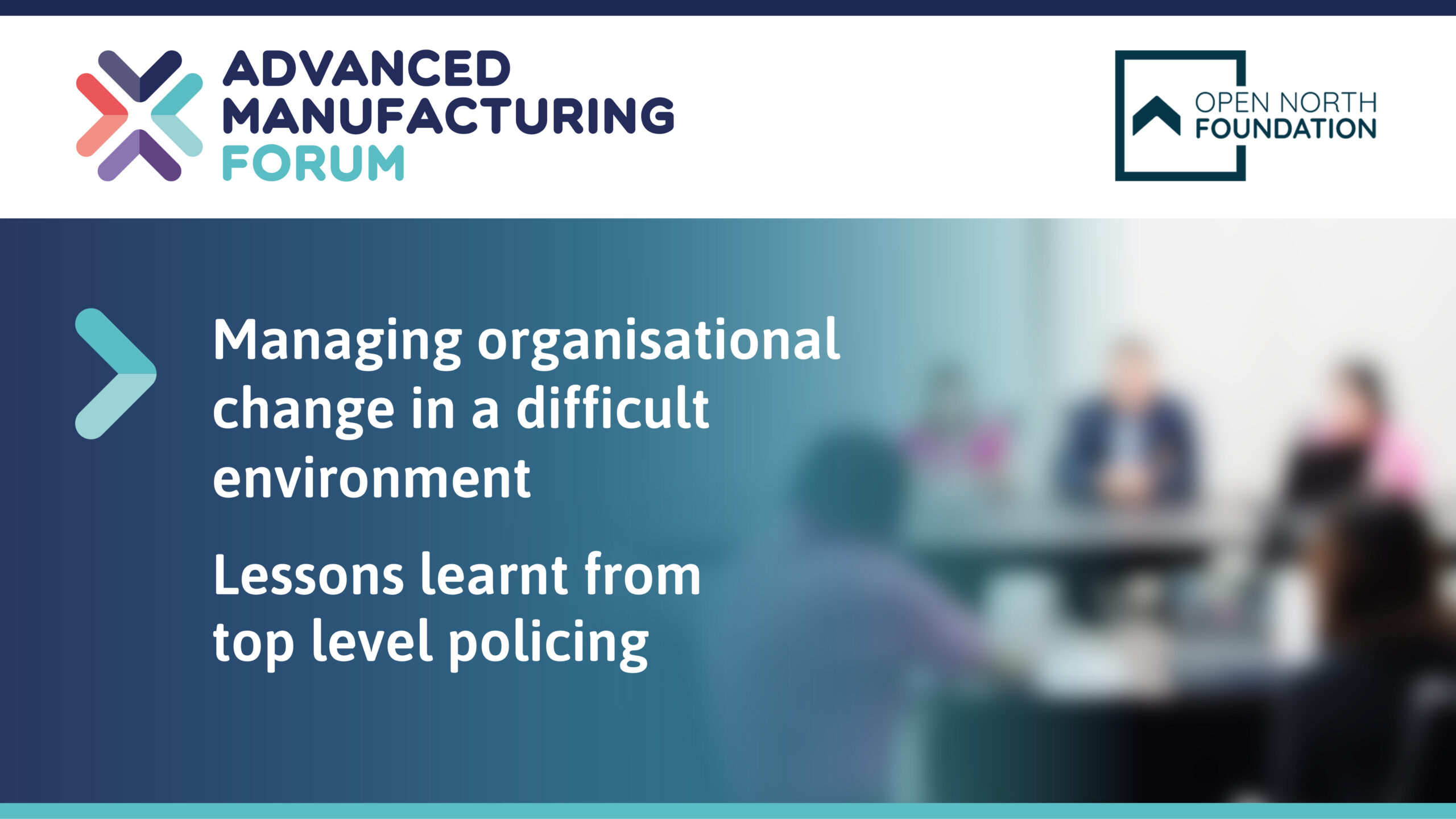 Managing Organisational Change in a Difficult Environment